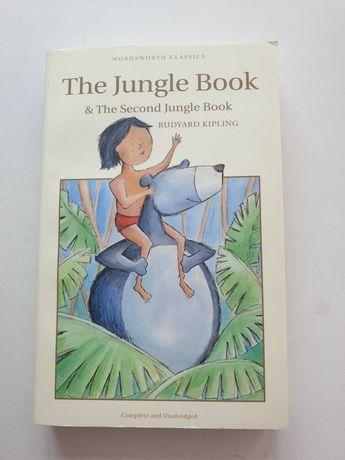 Книга для детей на английском языке. Маугли. Бесплатная доставка