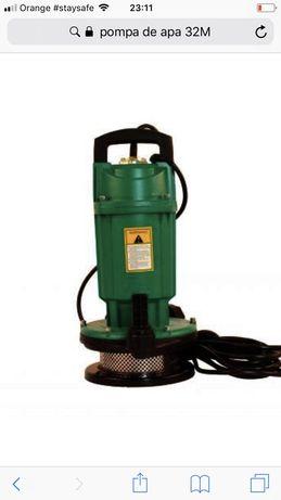 Pompa de apa curata Sumersibila (32M)