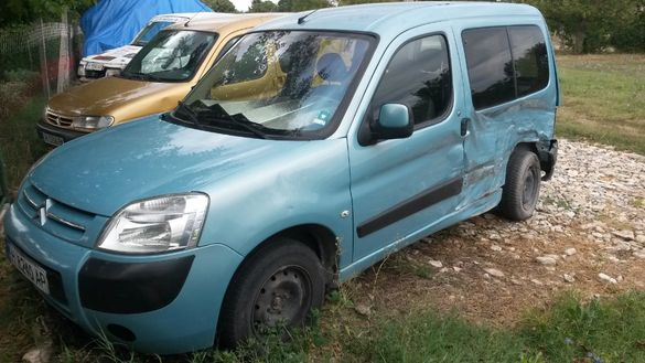 Citroen Berlingo 1.6 HDI, 2008, за части