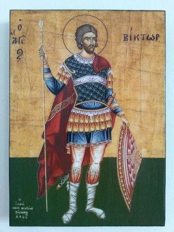 Икона на Свети Виктор icona Sveti Viktor