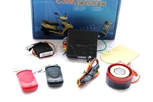 GPS за мотори, животни и коли