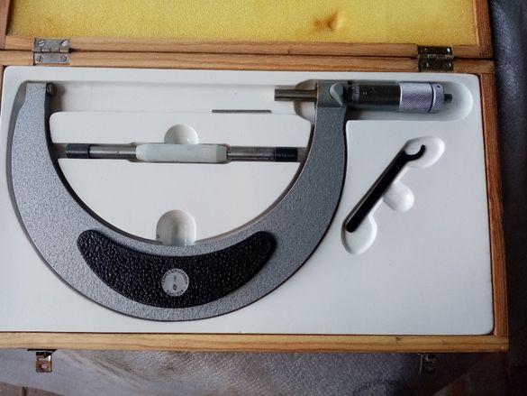 Използвани Микрометри 0-600мм