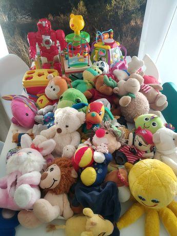 Lot jucării copii +plușuri