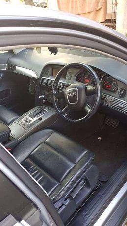 Dezmembrez Audi A6 C6 4F 2.4 benzina Cutie automata dsg 7 trepte