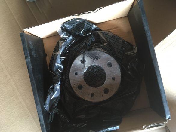 спирачни дискове комплект fiat panda 4x4
