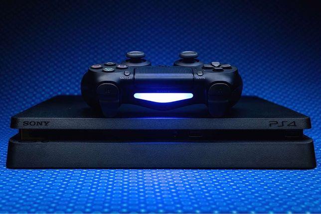 Продам Playstation 4 Slim 1TB