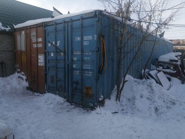 Продажа контейнеров 40 тонные.