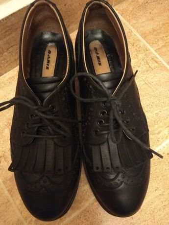 Цена 30лв. Обувки Дарис 38 ест.кожа