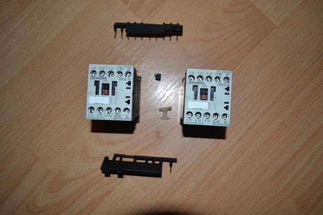 contactor Siemens Sirius 9A / 3RT1016-1AF02