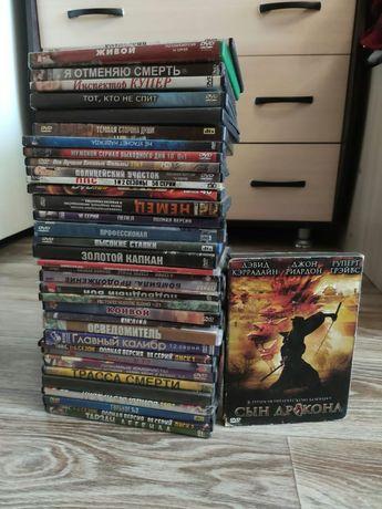 2+1 Фильмы, Мультфильмы на DVD (диски) разные, недорого