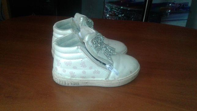 ботинки детские на девочку