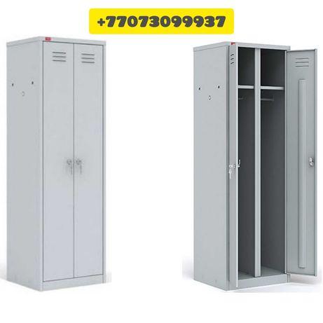 Шкафы для одежды (металлические шкафы для раздевалок) по низким ценам