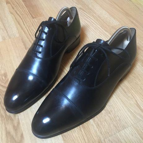Pantofi Oxford Why Denis cu talpa de piele