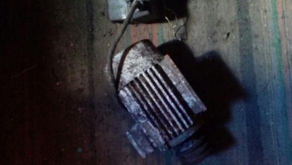 Мотор трифазен
