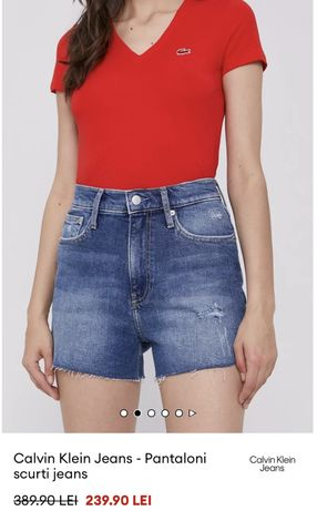 Pantaloni scurti  calvin klein jeans
