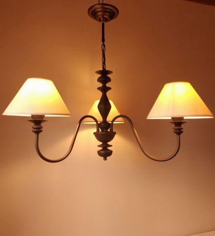 Черен мат и кафяв полилей-класически,модерен,осветление хол, всекиднев