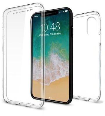 Силиконов Кейс калъф 2 части 360 Iphone Xs max,Xr,X,7/8plus 7/8 6/6S