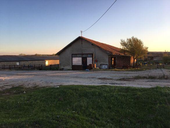 Масивна селскостопанска сграда