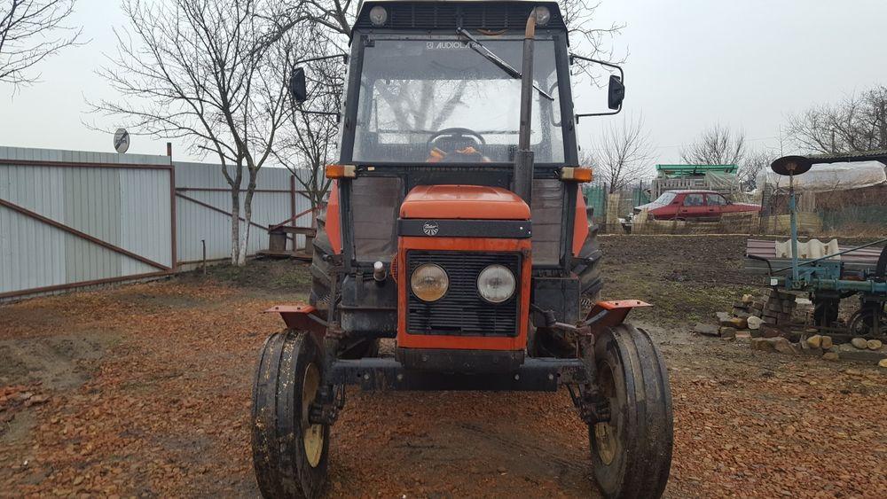 Vand tractor zetor