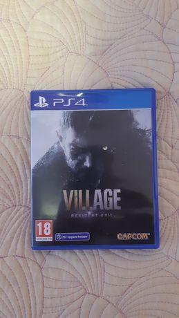 Vand Resident Evil Village PS4