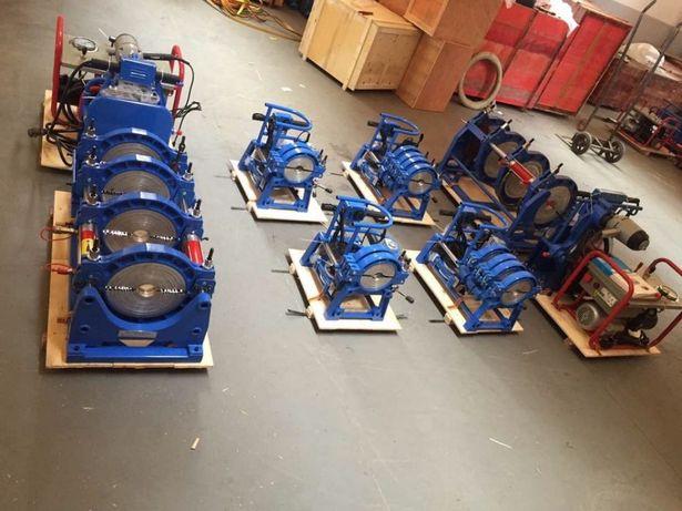 Аппараты для сварки и пайки пластиковых труб (утюг) 160,250,315,450мм