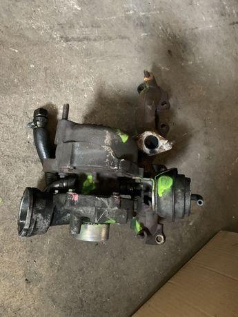 Турбо турбина ауди а4 а6 2.0тди turbo