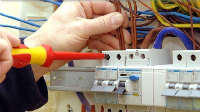 Electrician autorizat, remediere avarii și defecțiuni rapide