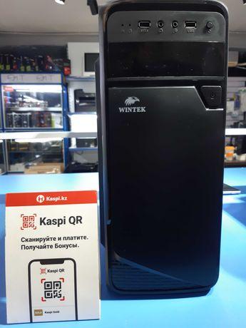 Core I3-10100/8 gb/HDD 500gb/SSD 120gb/Kaspi