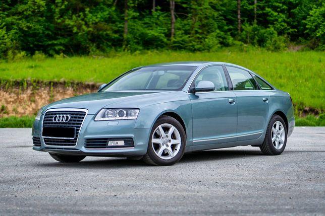 Audi A6-2009-165000km-RAR-Alcantara-Led-Navi-Park-BiXenon-Euro5-LED
