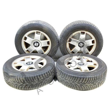 Алуминиеви джанти с гуми SEAT Leon 1999-2006 SE250621N-18