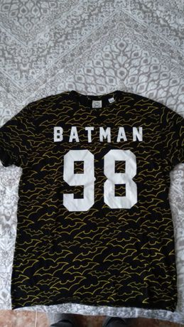 Batman тениска bershka