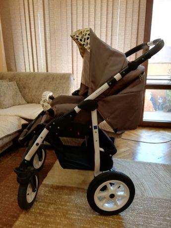 Продавам детска количка   Krausman 3в1
