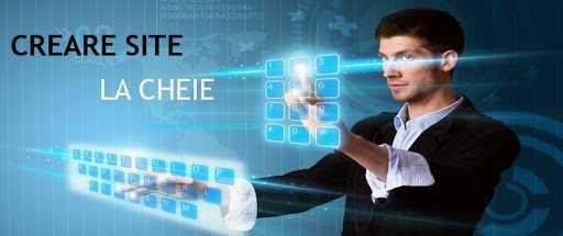 Creez siteuri Web , site de prezentare , magazin online Promovare seo