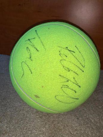 Minge Tenis semnata de Jean-Julien Rojer & Horia Tecau