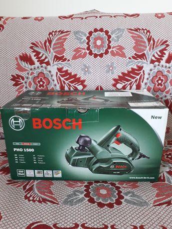 Продам новую рубанку Bosch