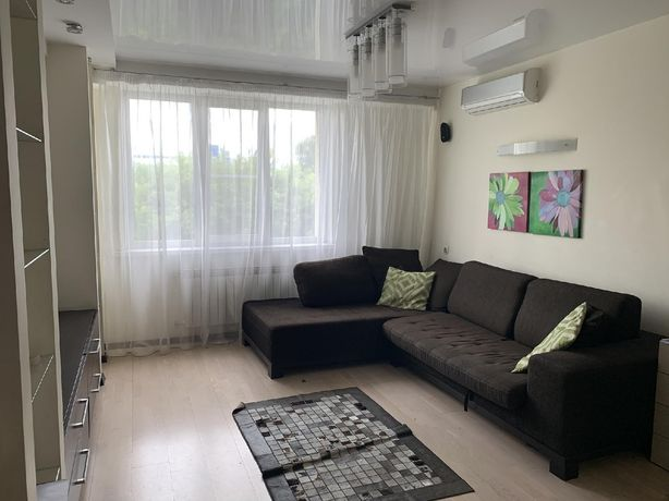 Сдаётся 3 комнатная квартира район Евразии
