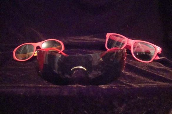 Три чифта Маркови слънчеви очила!