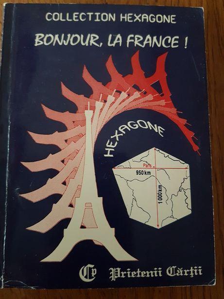 Bonjour, la France! - Cristina Stefanescu