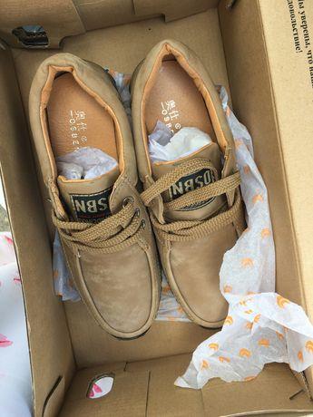 Обувь подрастковый, размер 38