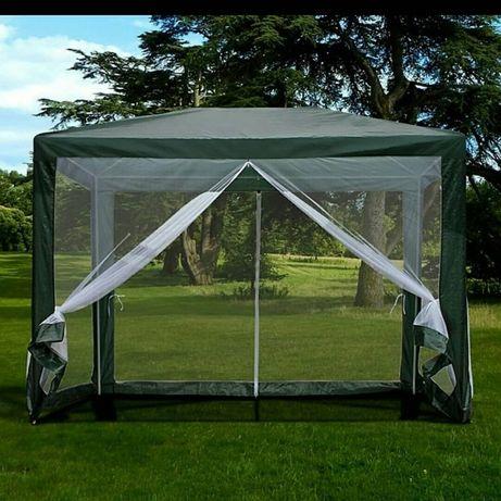 Палатка -шатер для отдыха на природе 3*3м высота 2,6м