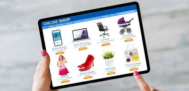 Web design, creare Website sau Shop online Rapid