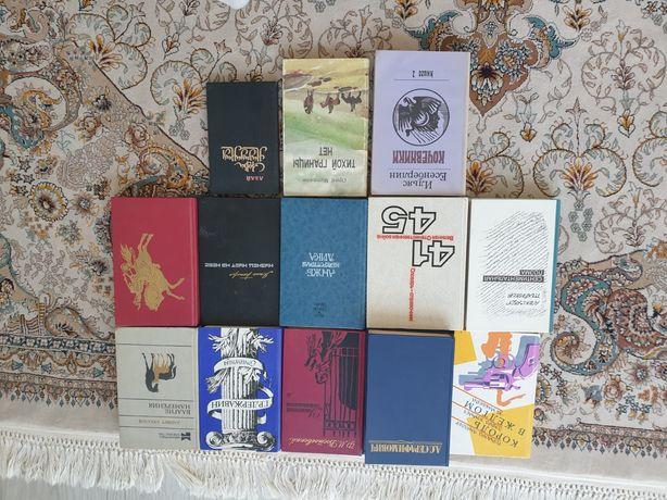 Продаю различные художественные книги