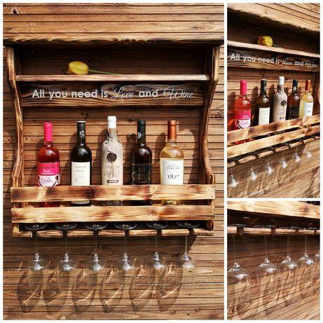 Suport vinuri personalizat
