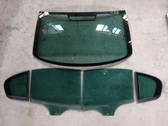 БМВ е90 Оригинално затъмнени тонирани стъкла комплект, стъкло.