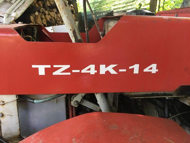 Mini tracor TZ-4K-14