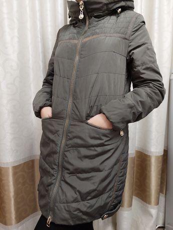 Продам куртку на девочку 12-14лет