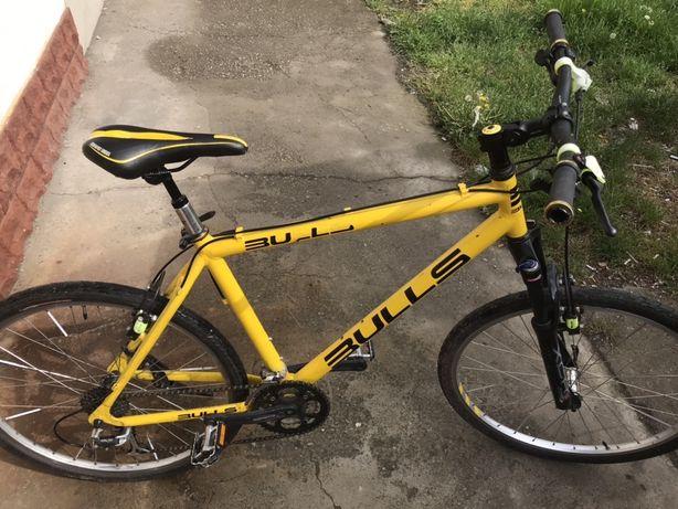 Bicicleta Sport Bulls aluminiu