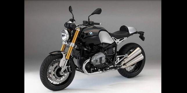 Toba moto AKRAPOVIC Original NOU BMW R nine T 490 EURO