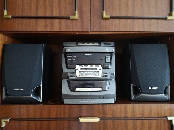 Музикална уредба Sharp CP-C470W