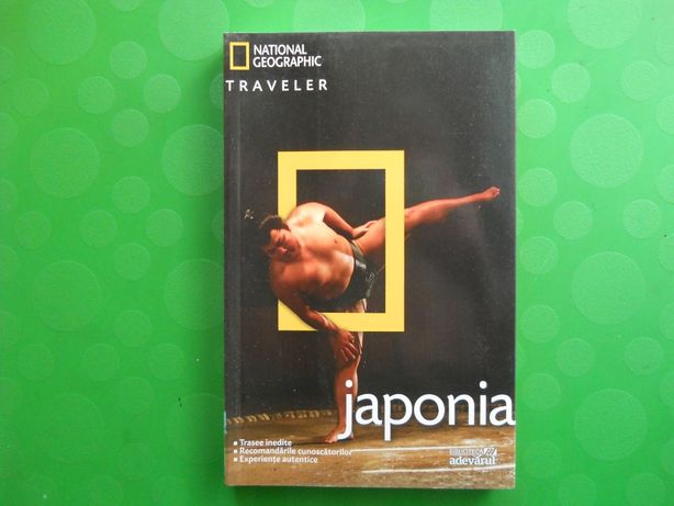 Ghid turistic JAPONIA-National Geographic
